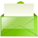 mail,green,envelop,message,email,letter