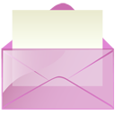 mail,purple,envelop,message,email,letter