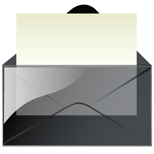 Mail Black Icon Png Ico Or Icns Free Vector Icons