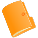 document,folder,orange,file,paper
