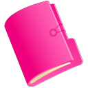 document,folder,pink,file,paper