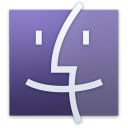 finder,purple