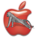 appleleopardred
