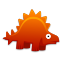 stegosaurus,dinosaur,cartoon