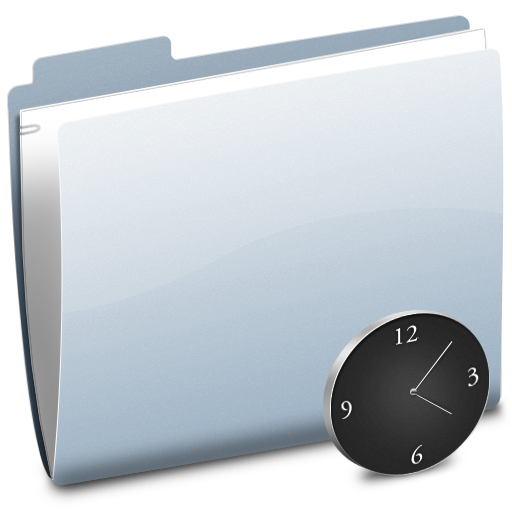 folder,clock,alarm,time,history,alarm clock