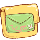 folder,mail,green,envelop,message,email,letter