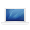 macbook,white