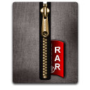 rar,gold,black