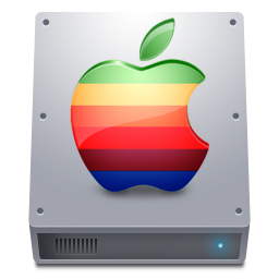 Hdd Apple Icon Png Ico Or Icns Free Vector Icons
