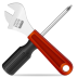 tools icon from FindIcons.com