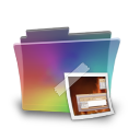 folder,rainbow,picture,photo,pic,image