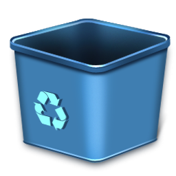 recycle bin empty icons  free icons in rumax ip   icon recycle vector logo recycle vector logo