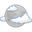 gnome,weather,few,cloud,night,climate