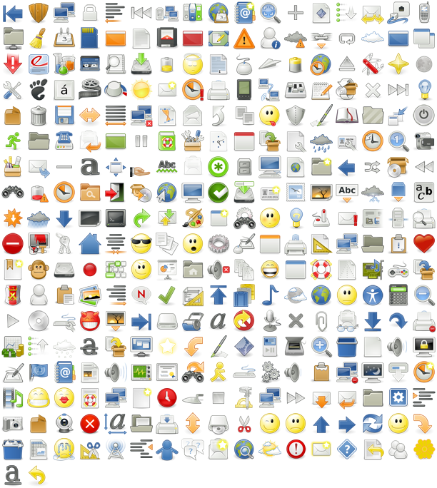 GNOME Desktop - 308 Free Icons, Icon Search Engine