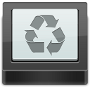 recycle,bin,empty,blank