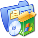 folder,blue,software