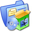 folder,blue,software,mac