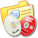 folder,yellow,dvdr,cdr
