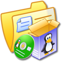 folder,yellow,software,linux