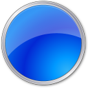 circle,blue,round