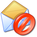 block,junk,mail,envelop,message,email,letter