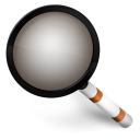 magnifier,orange,enlarge,magnifying class,zoom in
