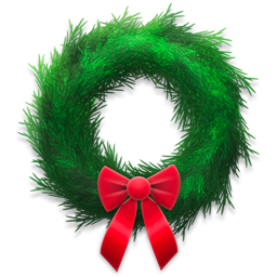 holiday,wreath