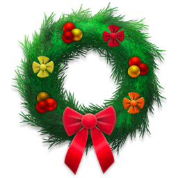 holiday,wreath,festive