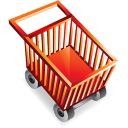 empty,shopping,cart,commerce,buy,shopping cart,blank