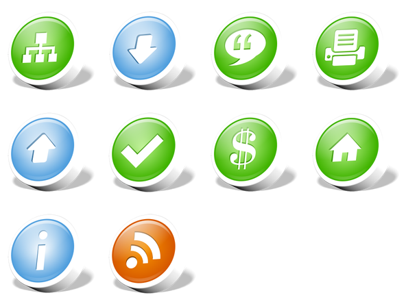 30 Free Icons, Icon Search Engine
