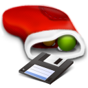 floppy,drive,christmas,xmas,save