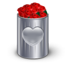 full,love,recycle,bin,valentine
