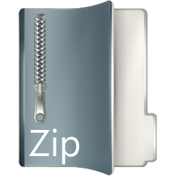 Zip Icon Png Ico Or Icns Free Vector Icons