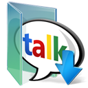 google,talk,download,descending,fall,decrease,down,descend,speak,comment,chat