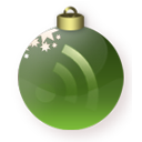 feed,christmas,green,rss,subscribe