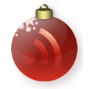 feed,christmas,red,rss,subscribe