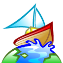 browser,boat,earth,world,globe,planet