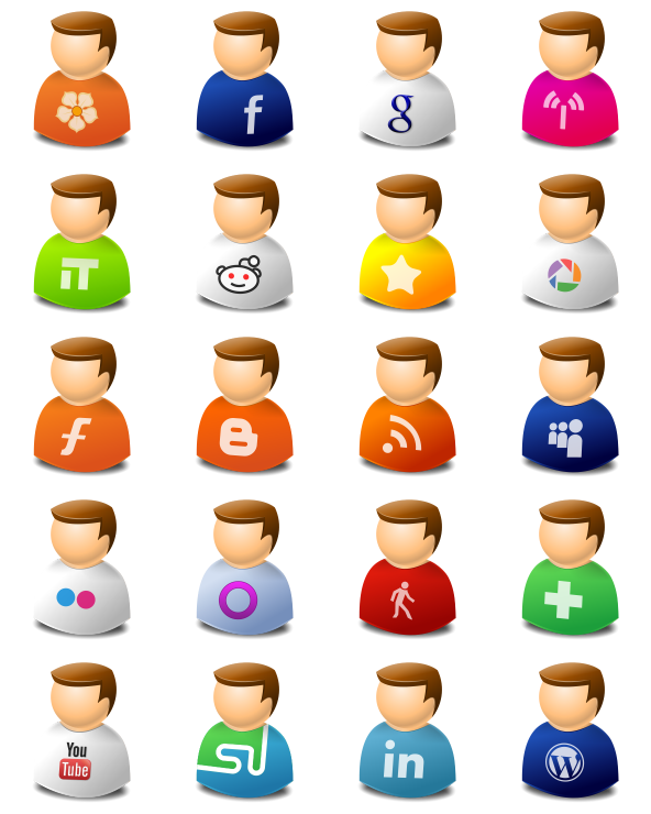 User web 20 28 free icons icon search engine user web 20 icon pack by icontexto sciox Choice Image