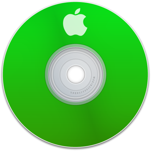 apple,green,cd,dvd,disc,disk,save