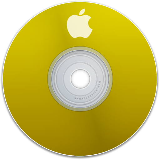apple,yellow,cd,dvd,disc,disk,save