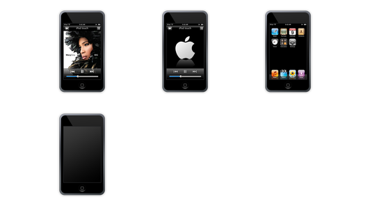 ipod touch icons pack. iPod Touch Icon Pack by