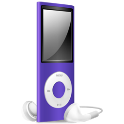 ipod,nano,purple,off