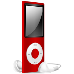 ipod,nano,red,off
