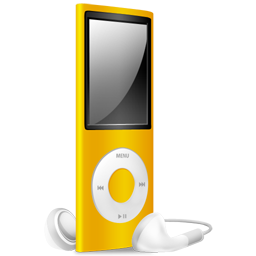 ipod,nano,yellow,off
