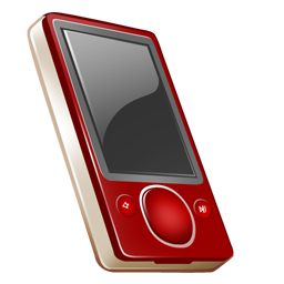 zune,off,rouge