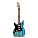 stratocaster,guitar,stripes
