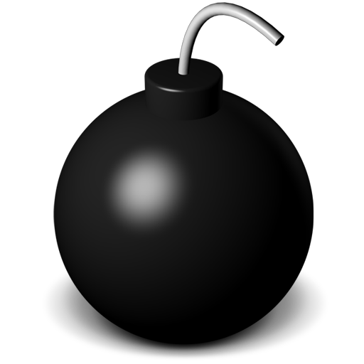 Bomb 2 icons, free icons in Nova, (Icon Search Engine)