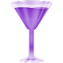 wineglass,purple