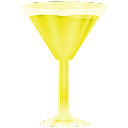 wineglass,yellow