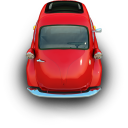 red,little,car,transportation,automobile,transport,vehicle